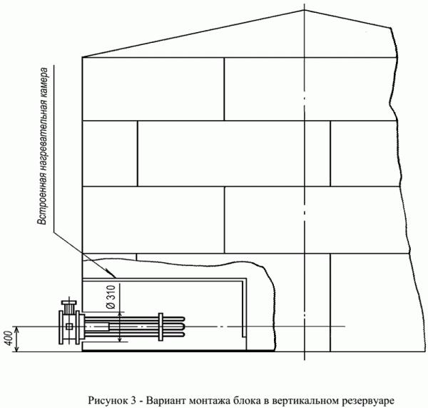 Нагреватель КЗ БЭР-12