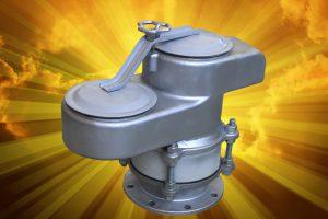 Клапан дыхательный КДМ-К2
