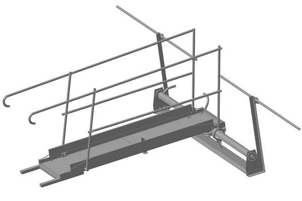 Мостик переходной МП-1,8 (Поршень)