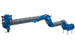 Устройства УСН с гидромонитором и электрообогревом