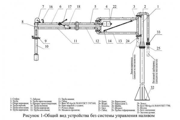Устройство АСН-80-02 общий вид