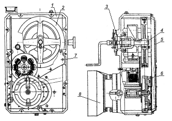 Уровнемер УДУ-10 схема